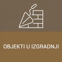 Banat Gradnja - Objekti u izgradnji