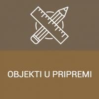 Banat Gradnja - Objekti u pripremi